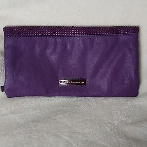 BCBGeneration Purple Clutch